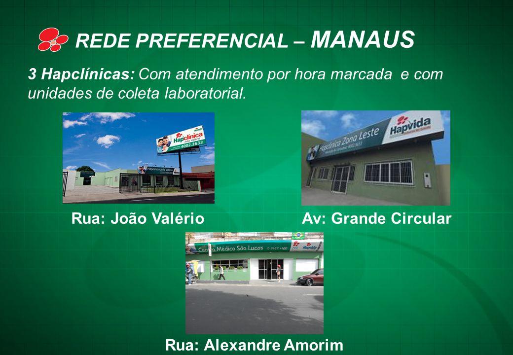 REDE PREFERENCIAL – MANAUS