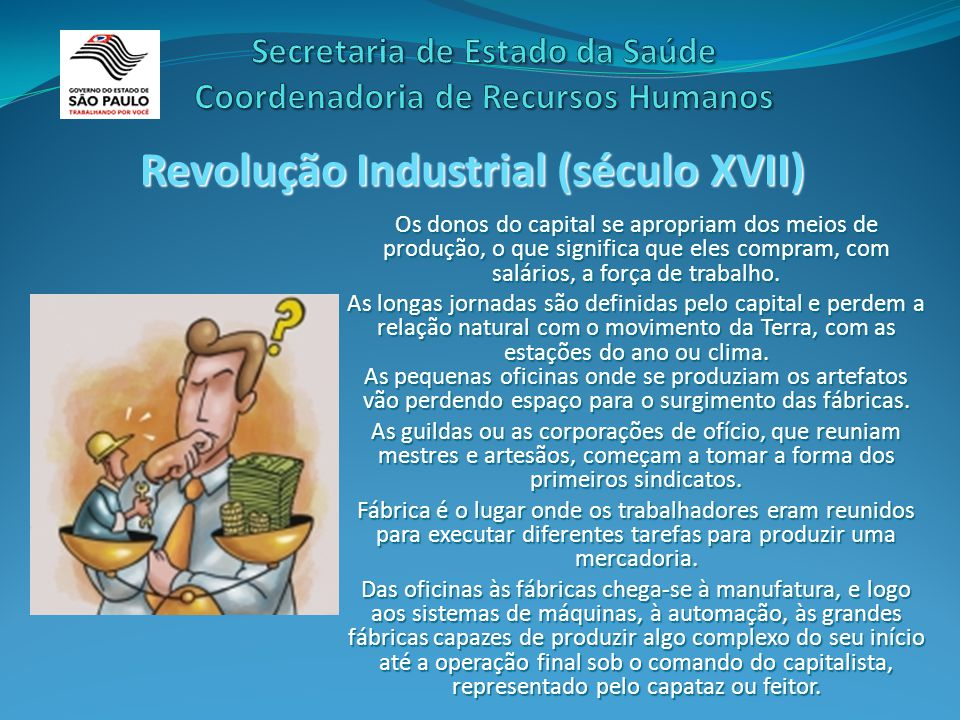 Revolução Industrial (século XVII)