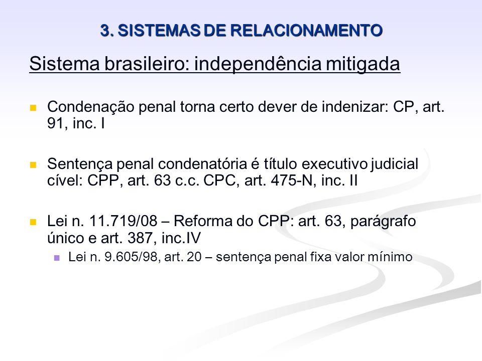 3. SISTEMAS DE RELACIONAMENTO