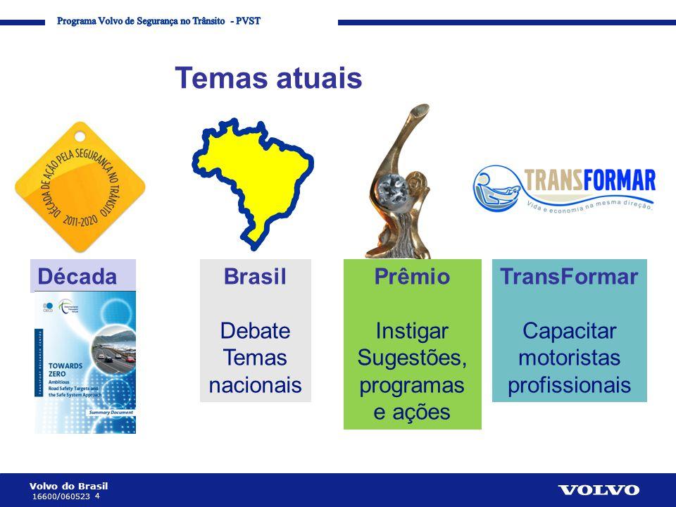 Temas atuais Década Brasil Debate Temas nacionais Prêmio Instigar