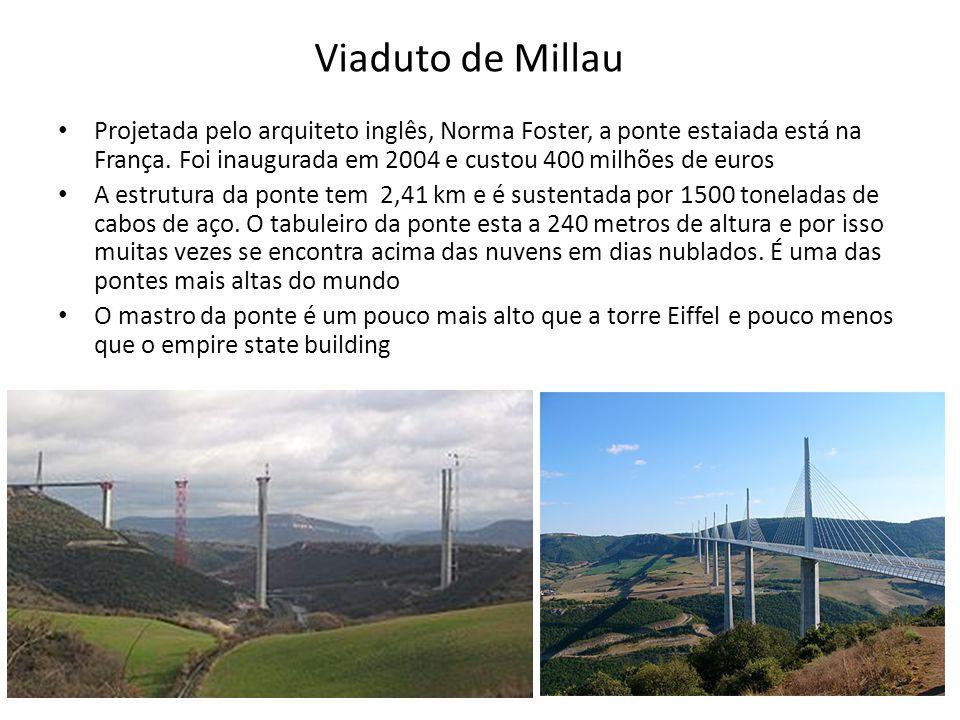 Viaduto de Millau