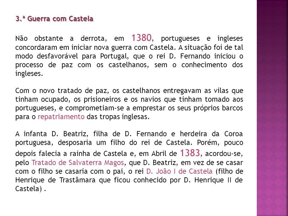 3.ª Guerra com Castela