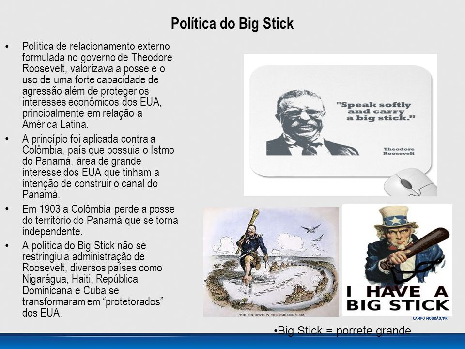 Política do Big Stick