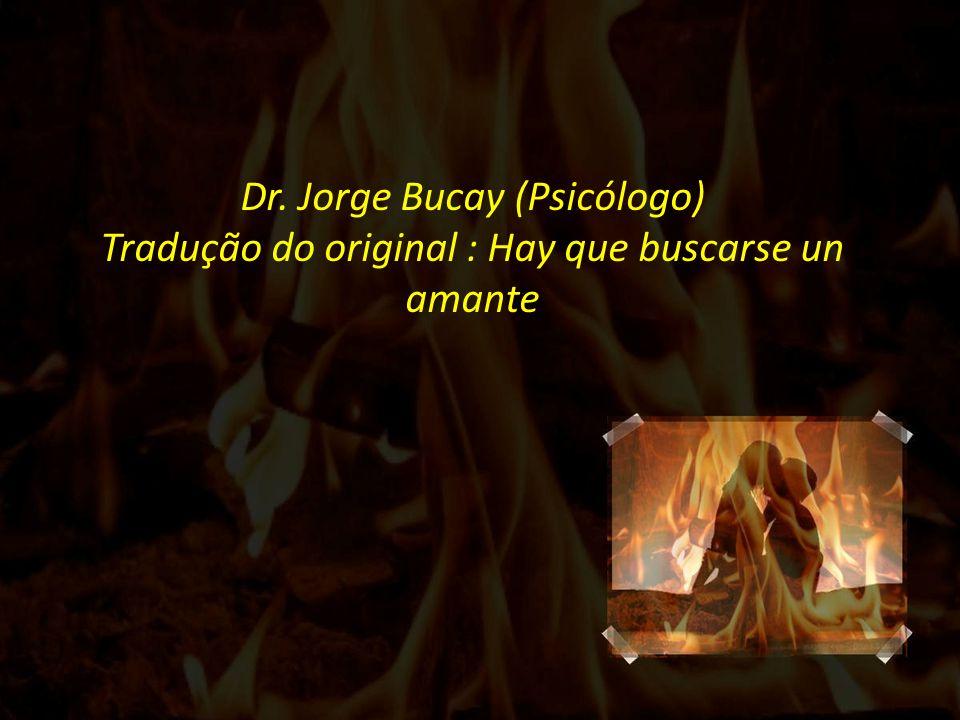 Dr. Jorge Bucay (Psicólogo)