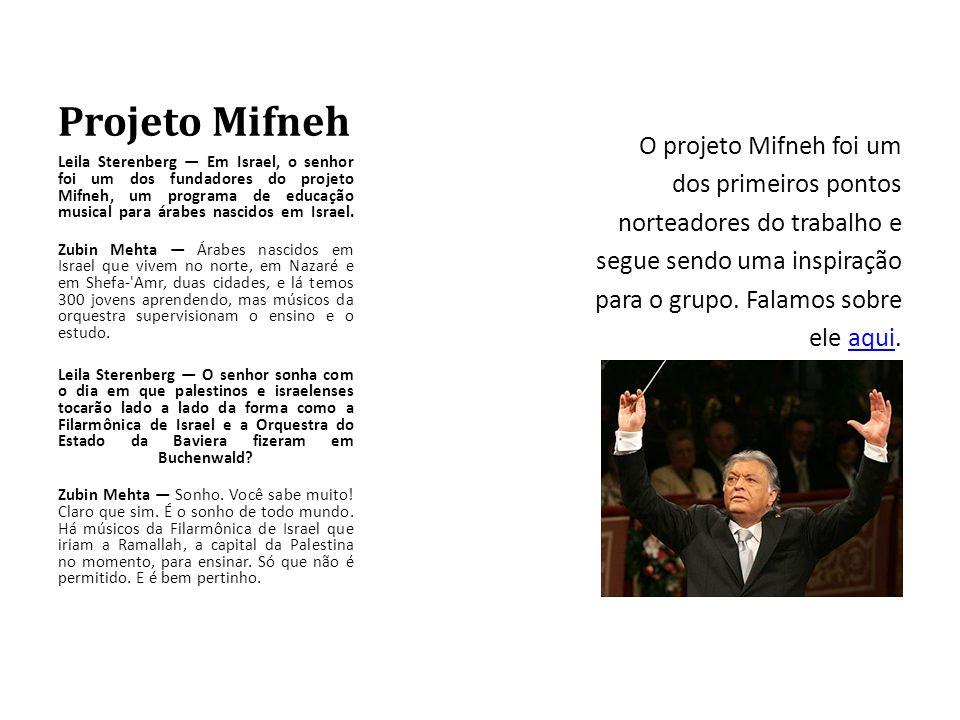 Projeto Mifneh