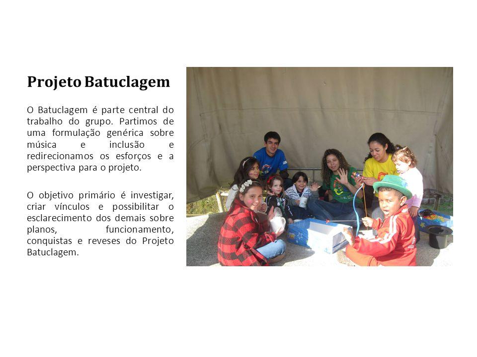 Projeto Batuclagem