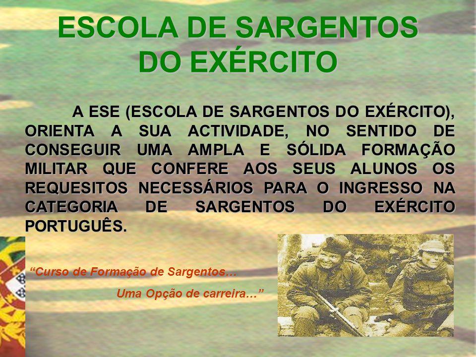 ESCOLA DE SARGENTOS DO EXÉRCITO