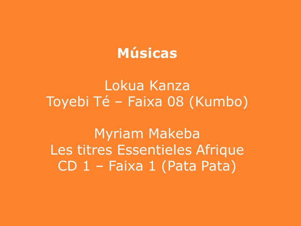 Toyebi Té – Faixa 08 (Kumbo) Myriam Makeba
