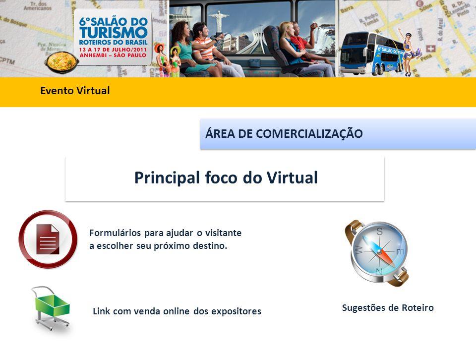 Principal foco do Virtual