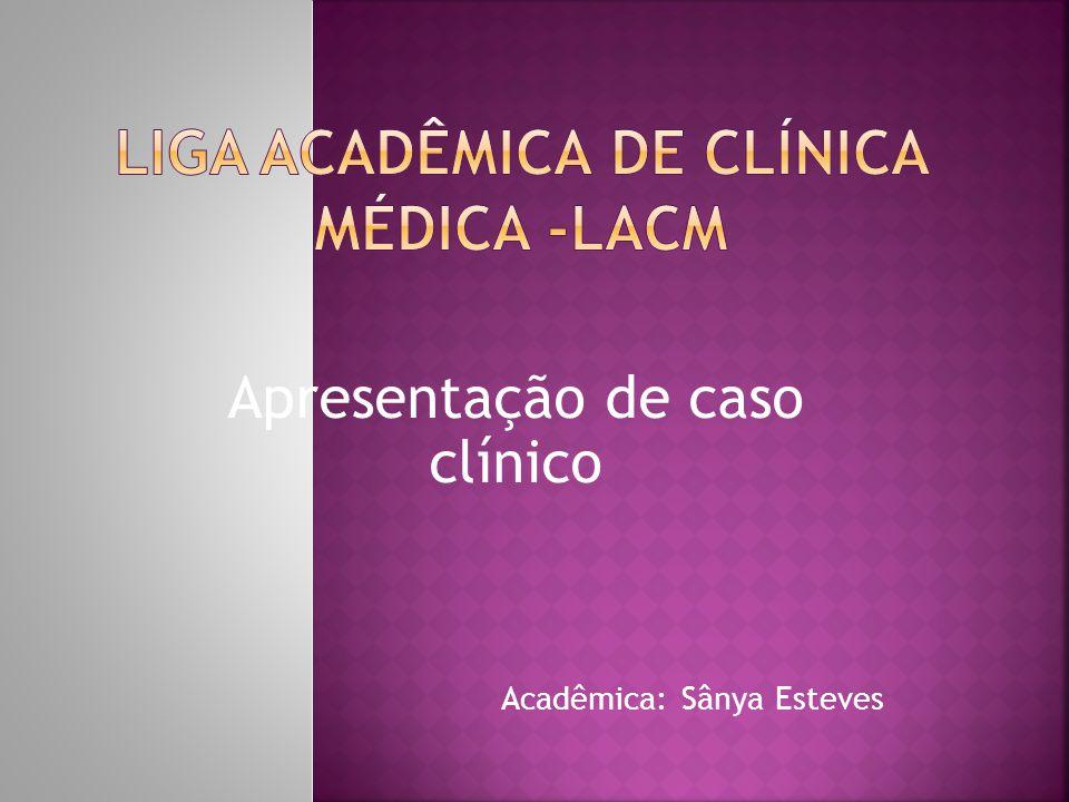 Liga Acadêmica de Clínica Médica -LACM