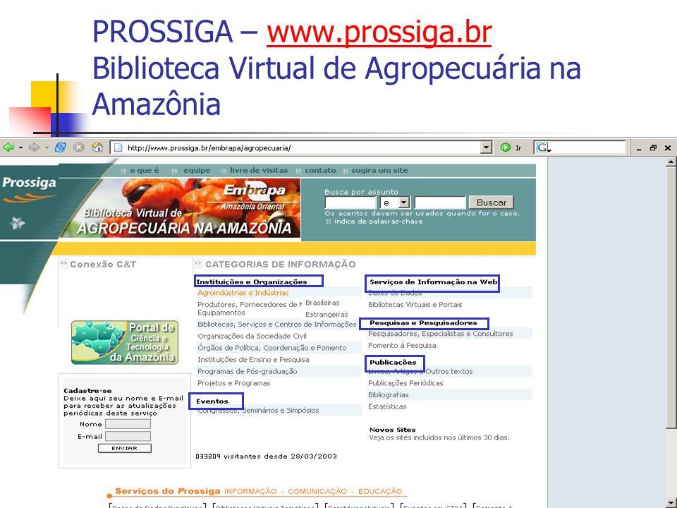 PROSSIGA – www. prossiga