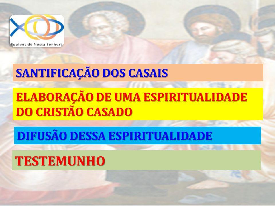 TESTEMUNHO SANTIFICAÇÃO DOS CASAIS