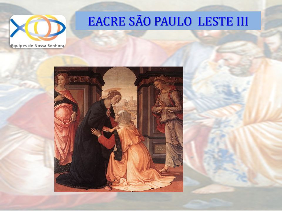 EACRE SÃO PAULO LESTE III