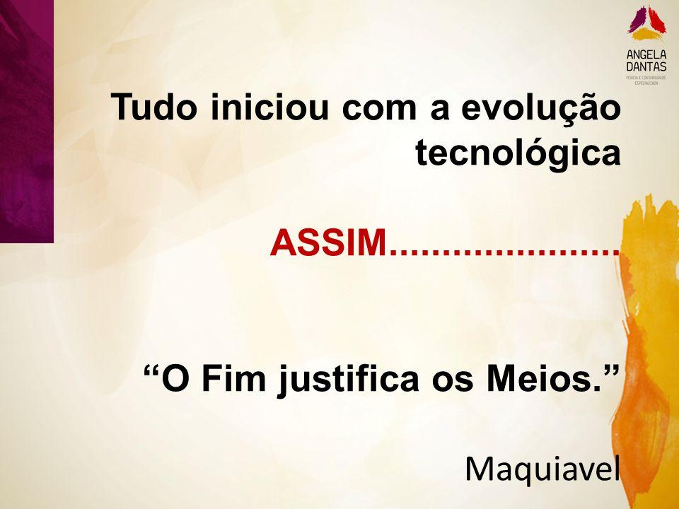 Tudo iniciou com a evolução tecnológica ASSIM