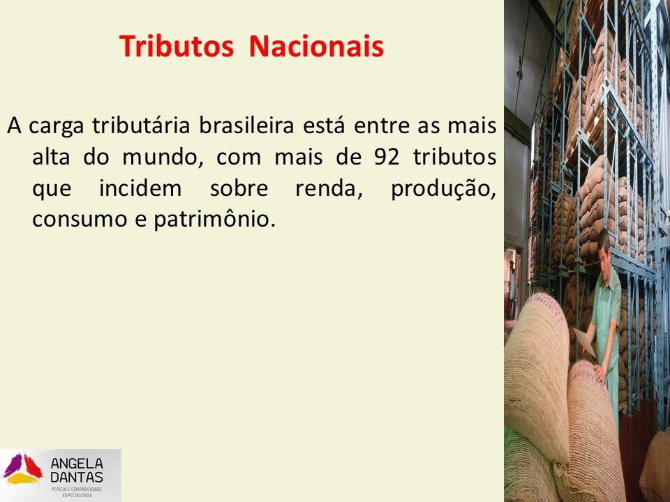 Tributos Nacionais Os Tributos Nacionais