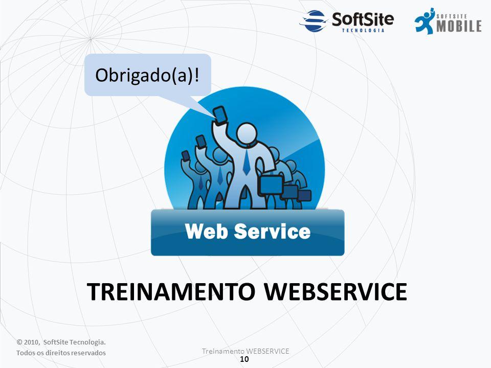 Treinamento WEBSERVICE