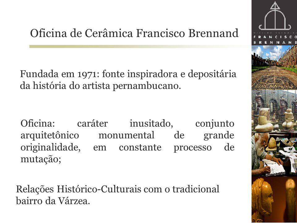 Oficina de Cerâmica Francisco Brennand
