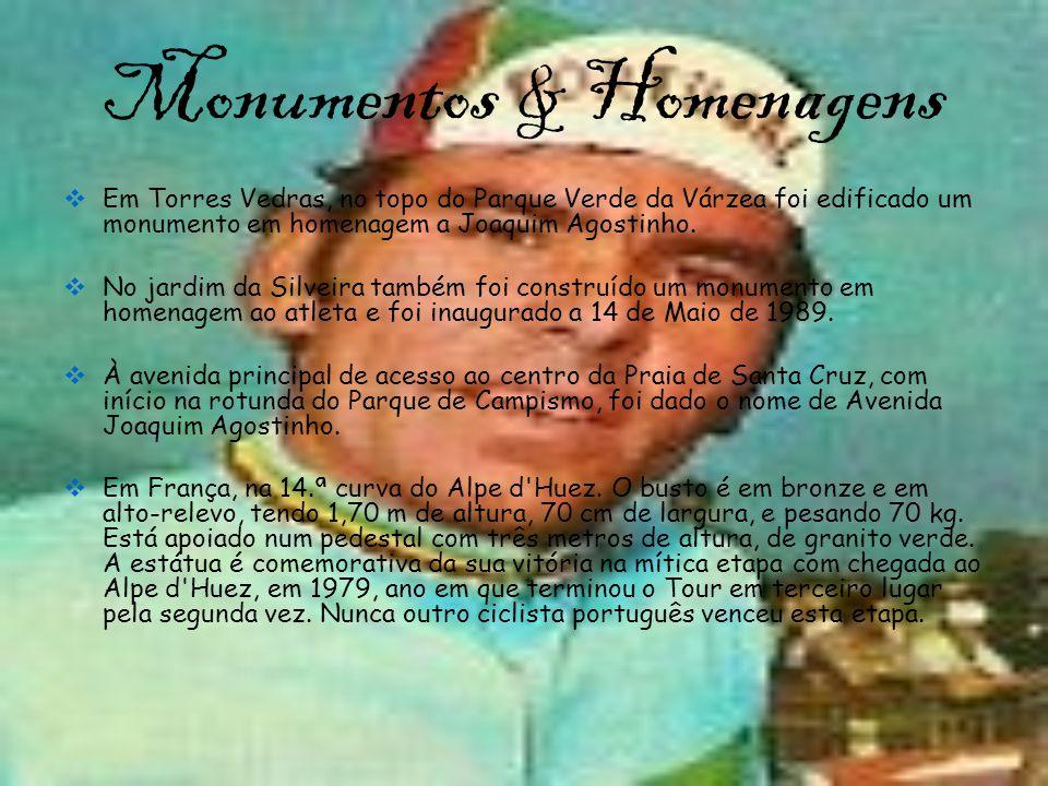 Monumentos & Homenagens