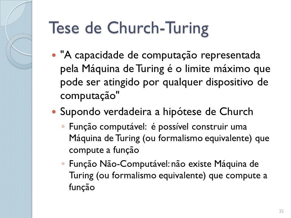 Tese de Church-Turing