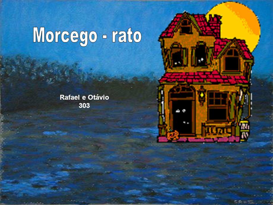 Morcego - rato Rafael e Otávio 303