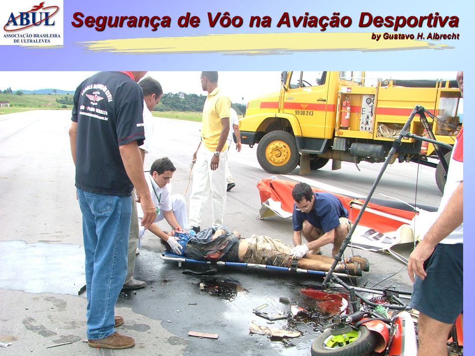 Segurança de Vôo na Aviação Desportiva by Gustavo H. Albrecht