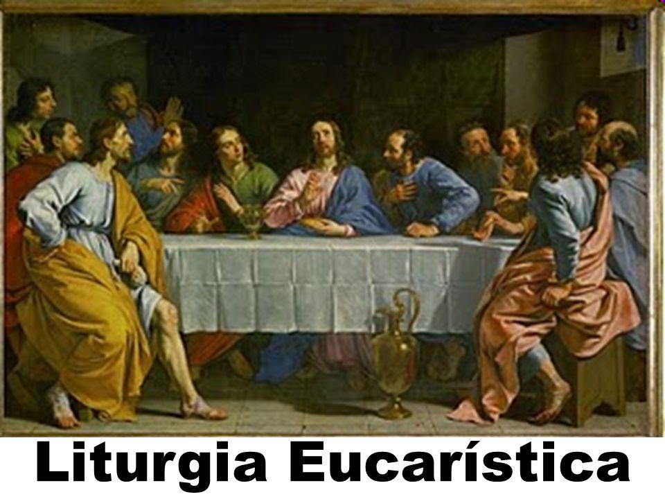 Liturgia Eucarística 111