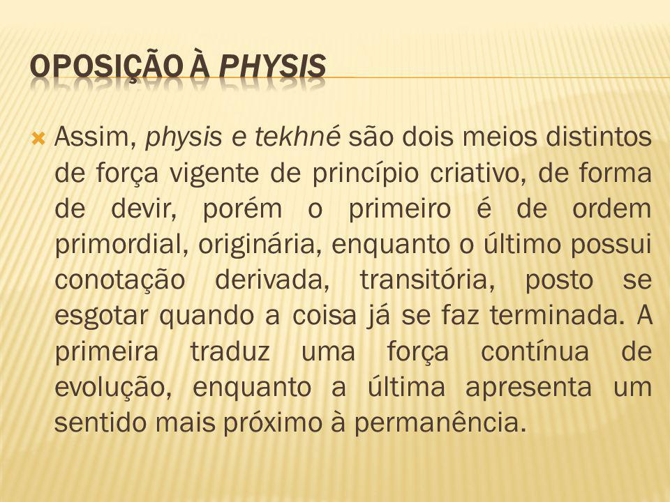 Oposição à physis
