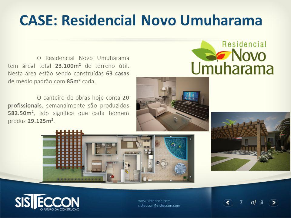CASE: Residencial Novo Umuharama