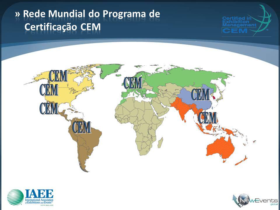 » Rede Mundial do Programa de Certificação CEM