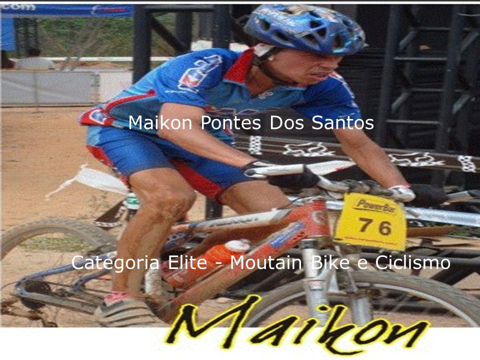 Maikon Pontes Dos Santos