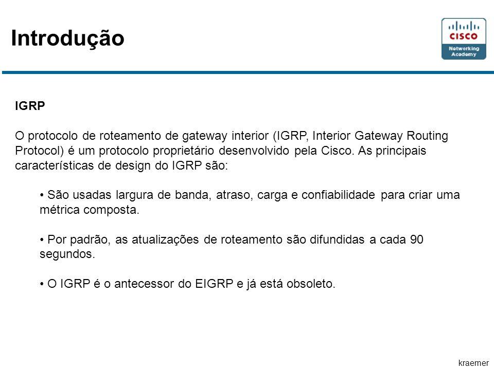 Introdução IGRP.