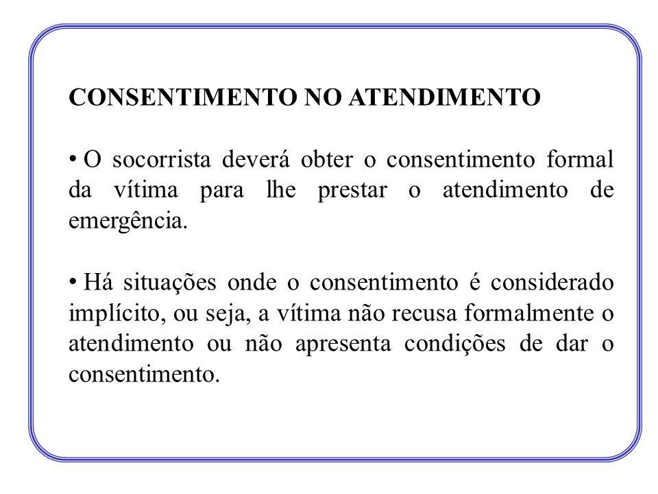 CONSENTIMENTO NO ATENDIMENTO