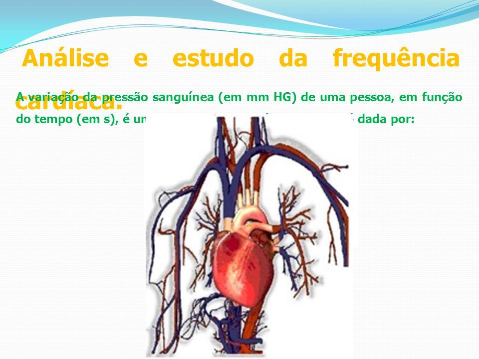 Análise e estudo da frequência cardíaca.