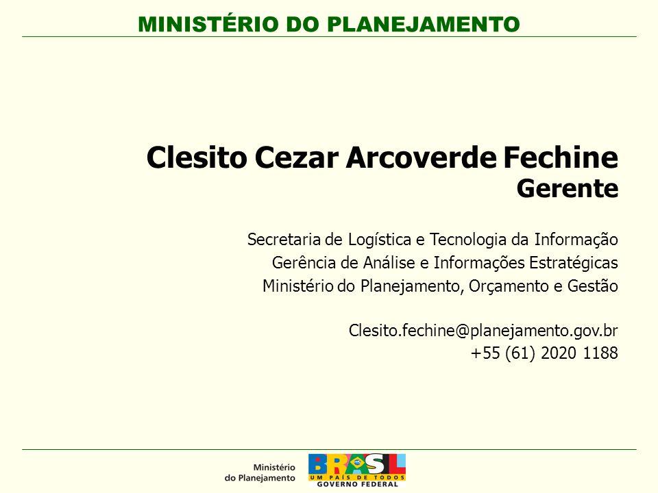 Clesito Cezar Arcoverde Fechine