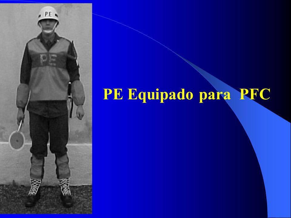 PE Equipado para PFC