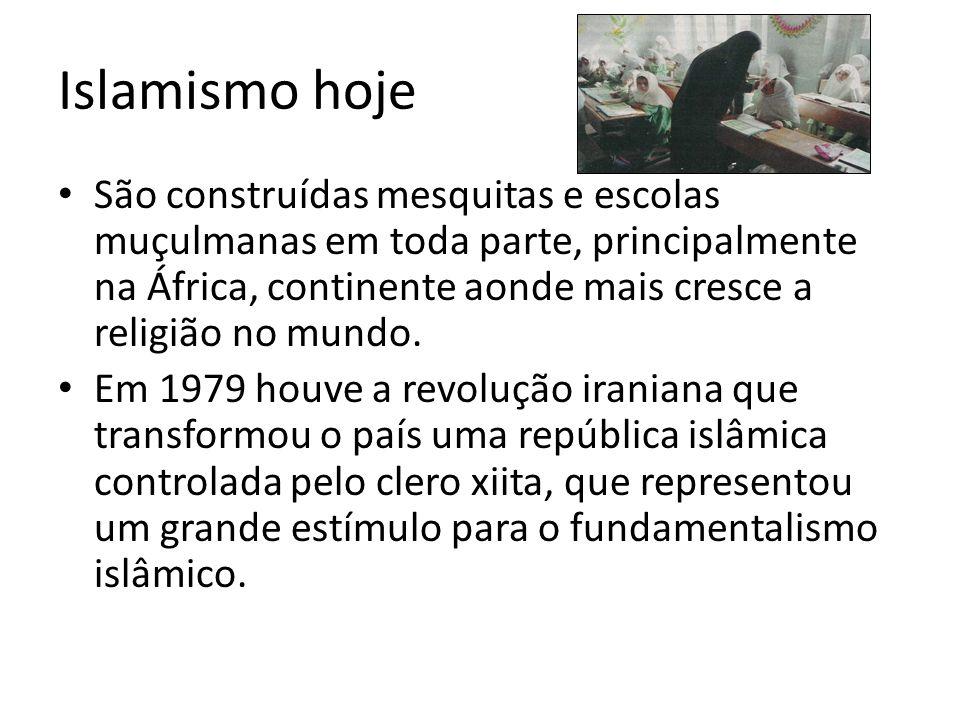 Islamismo hoje
