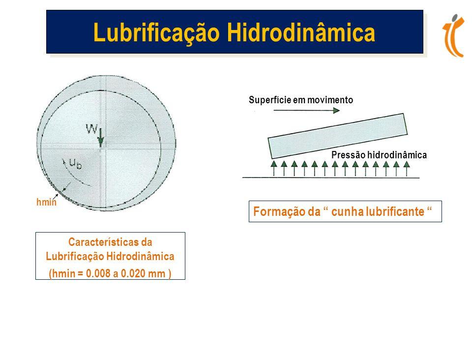 Lubrificação Hidrodinâmica