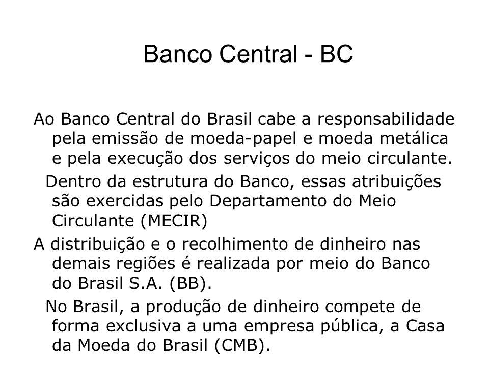 Banco Central - BC
