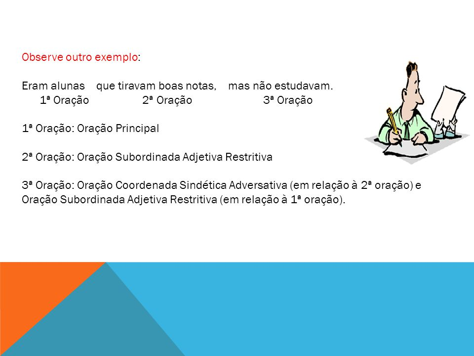 Observe outro exemplo:
