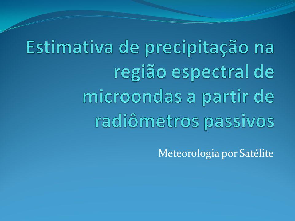 Meteorologia por Satélite