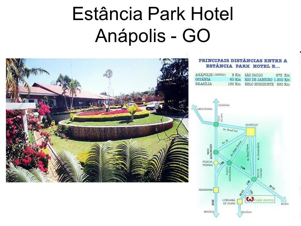 Estância Park Hotel Anápolis - GO