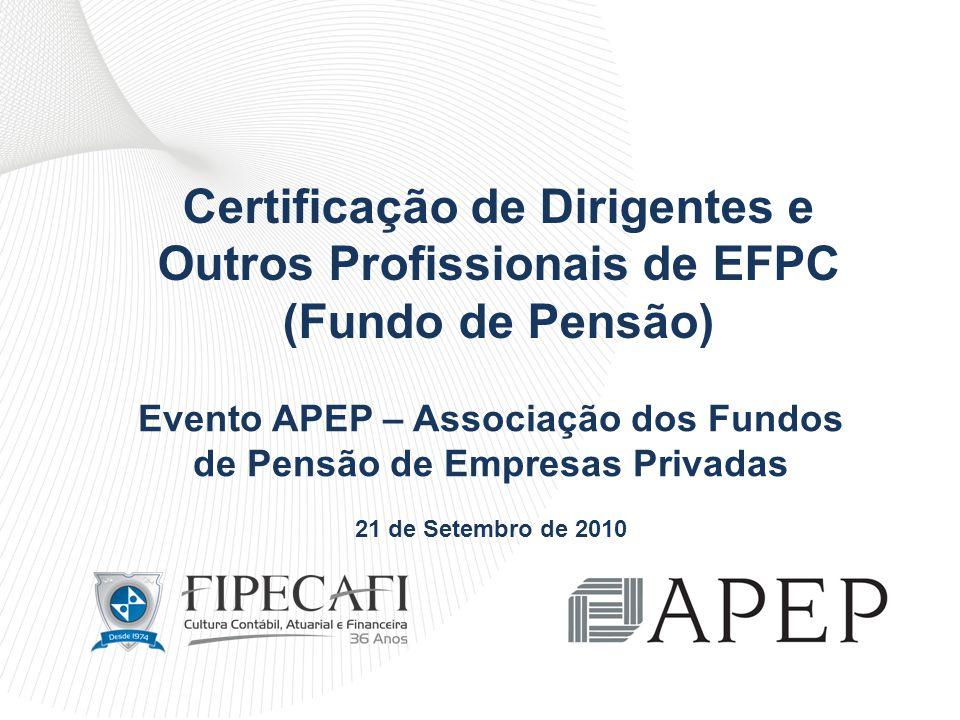Evento APEP – Associação dos Fundos de Pensão de Empresas Privadas