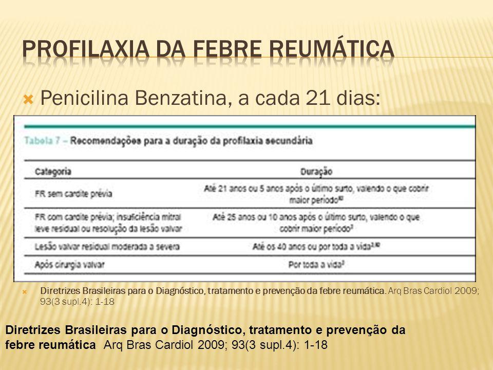 Profilaxia da Febre Reumática