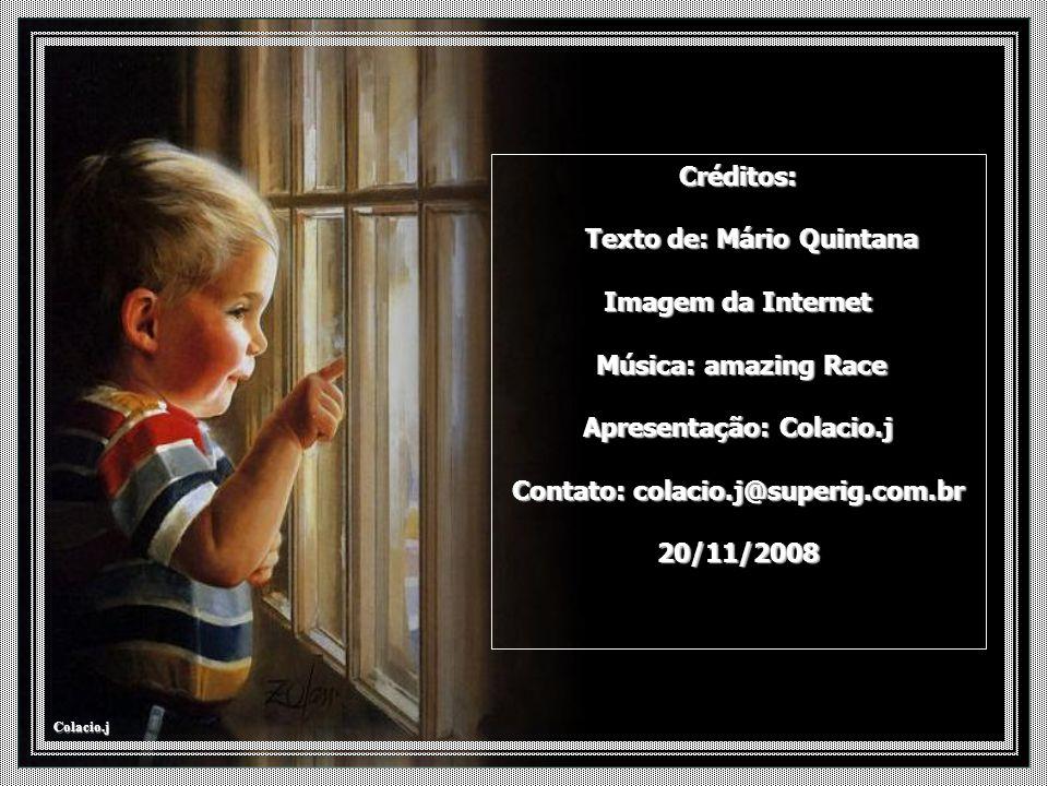Apresentação: Colacio.j Contato: colacio.j@superig.com.br