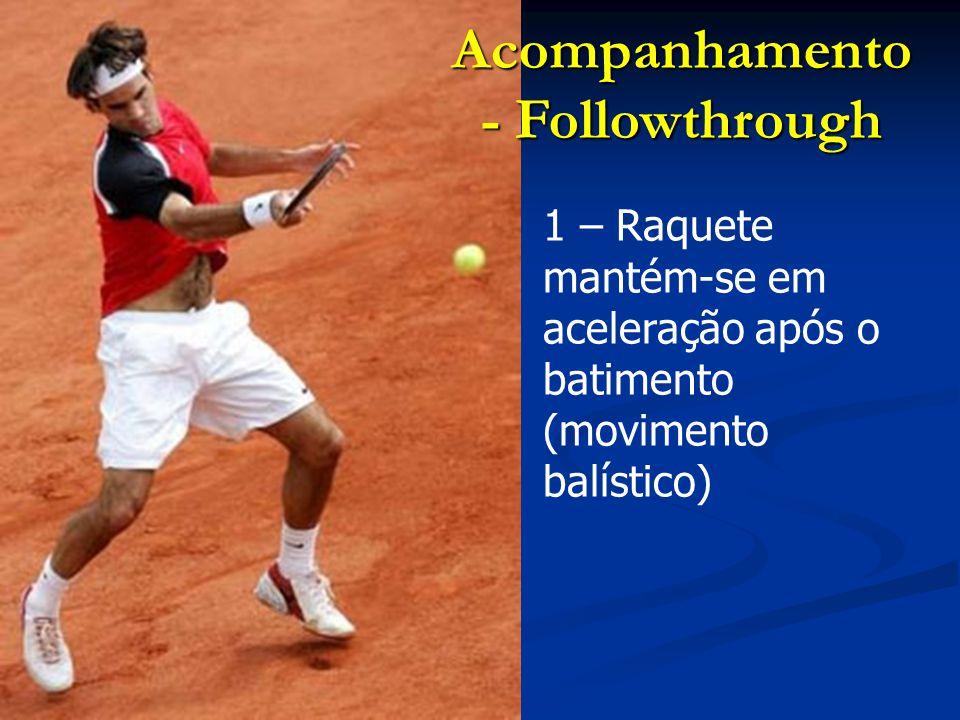 Acompanhamento - Followthrough