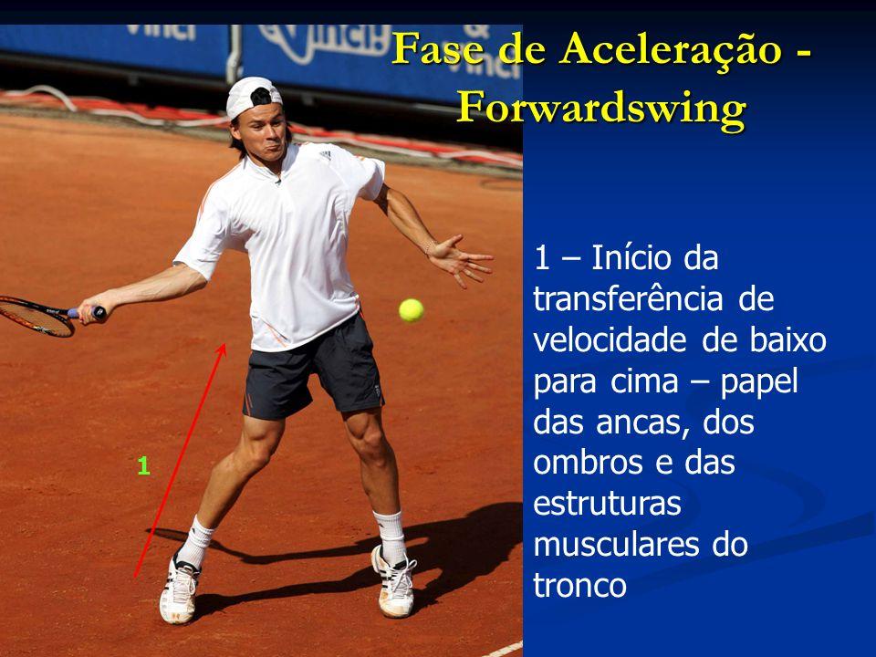 Fase de Aceleração - Forwardswing