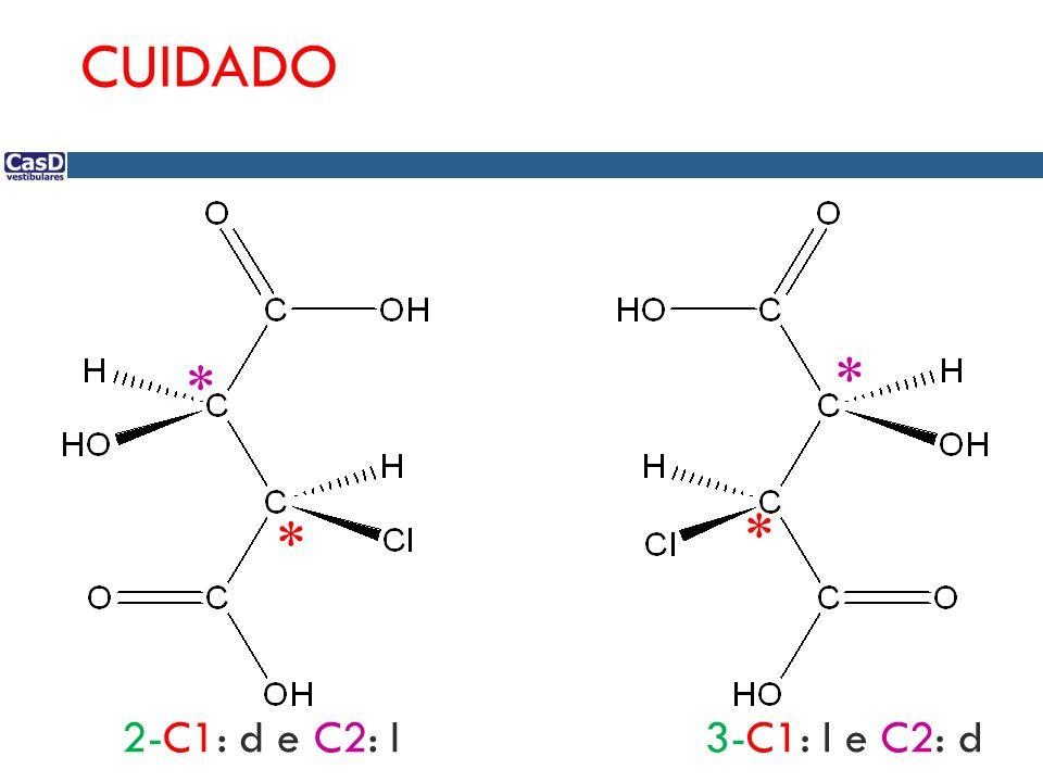 CUIDADO * * 70 + Sebrae * * 2-C1: d e C2: l 3-C1: l e C2: d