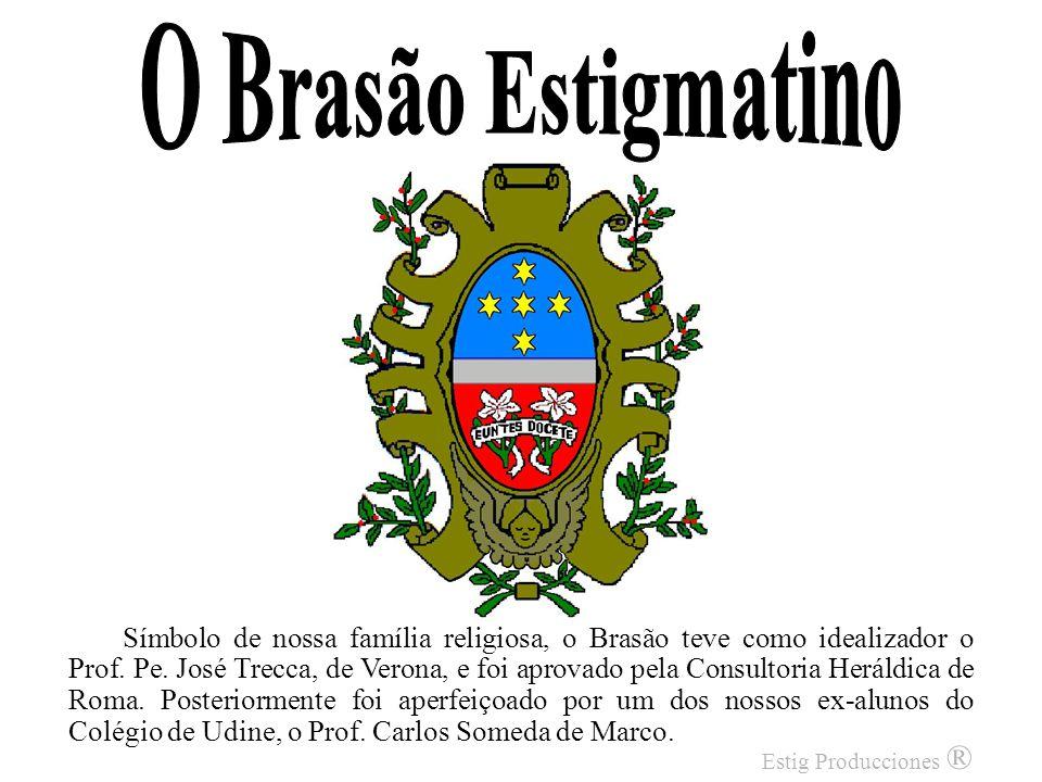 O Brasão Estigmatino