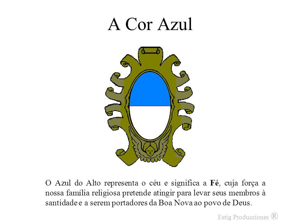 A Cor Azul