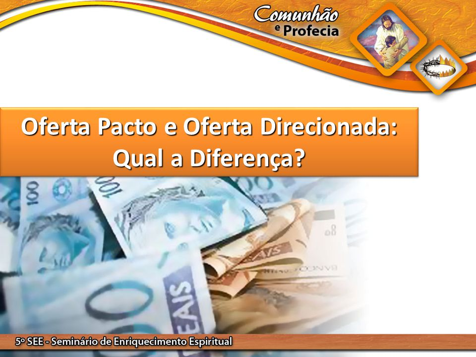 Oferta Pacto e Oferta Direcionada: Qual a Diferença